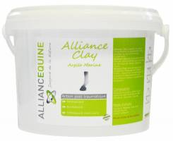 granulé Alliance Clay Argile Naturelle Alliance Equine